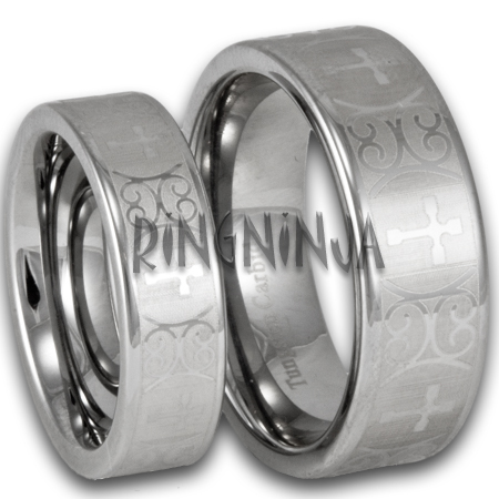 Tungsten Wedding Ring Sets Cheap Tungsten Rings